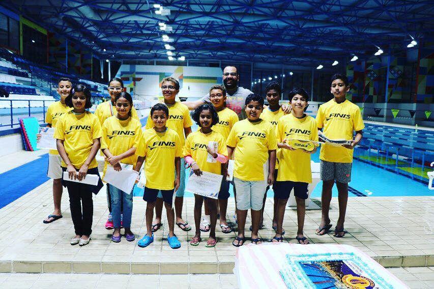 أكايمية كليوباترا لتعليم السباحة 13