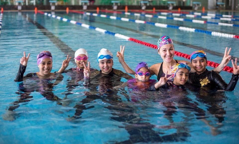 أكايمية كليوباترا لتعليم السباحة 17