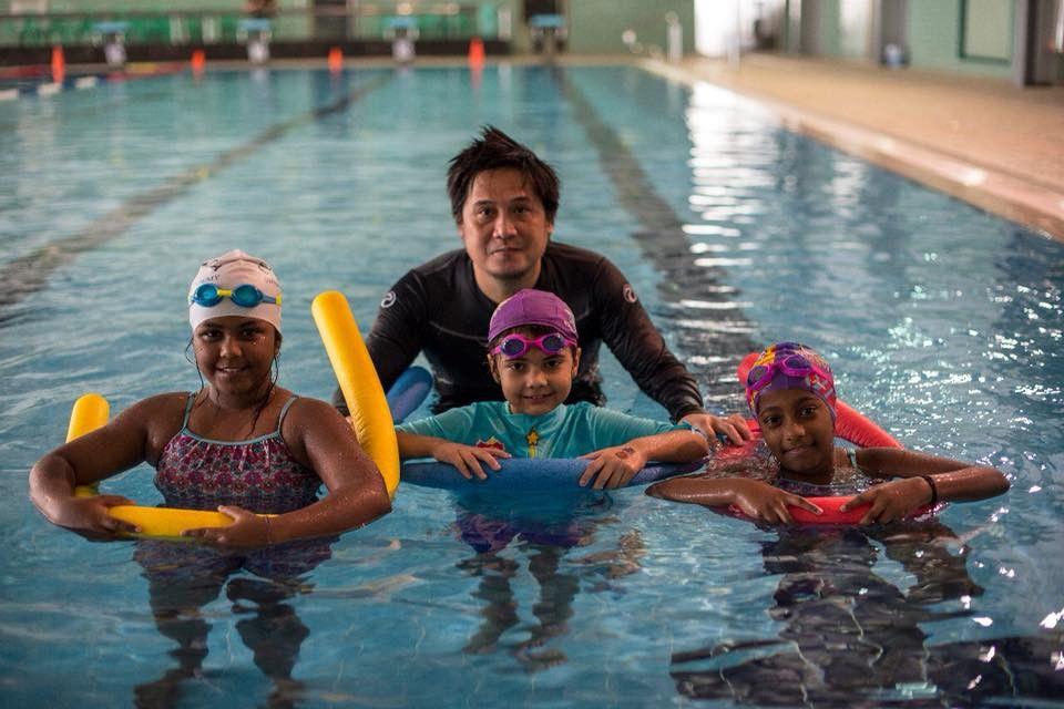 أكايمية كليوباترا لتعليم السباحة 18