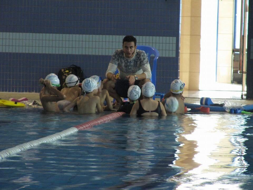 أكايمية كليوباترا لتعليم السباحة 24
