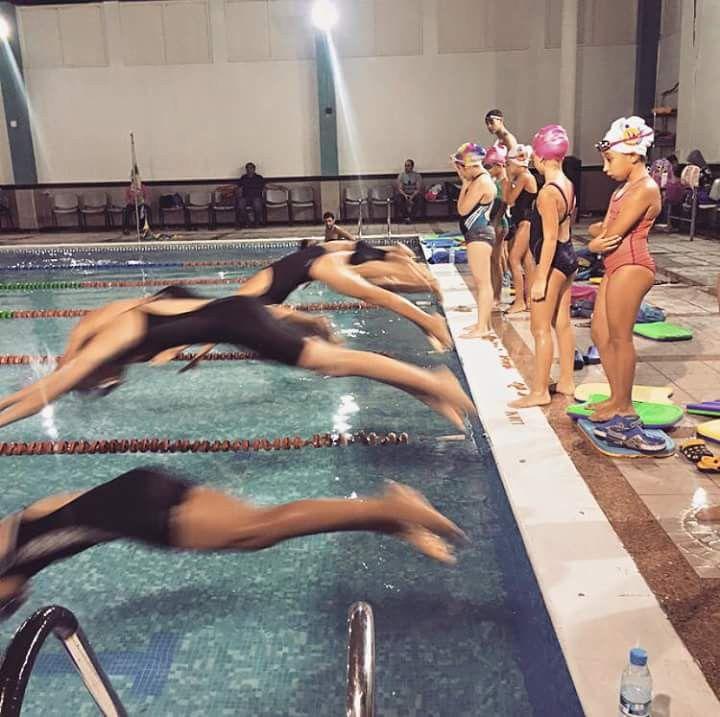 أكايمية كليوباترا لتعليم السباحة 27