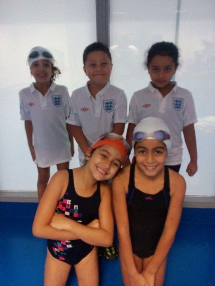 أكايمية كليوباترا لتعليم السباحة 30