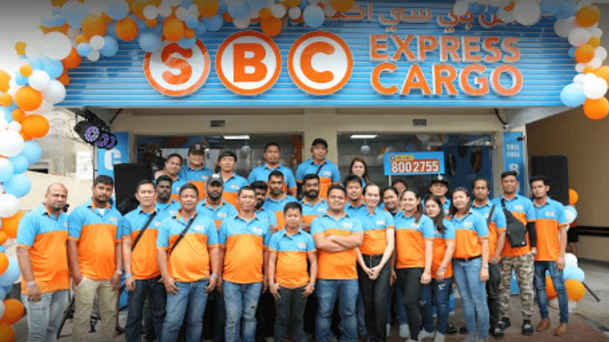 SBC Express Cargo 2