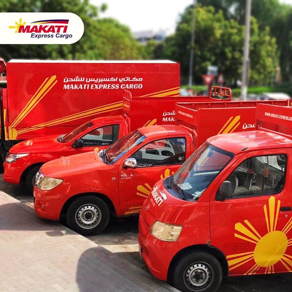 Makati Express Cargo 1