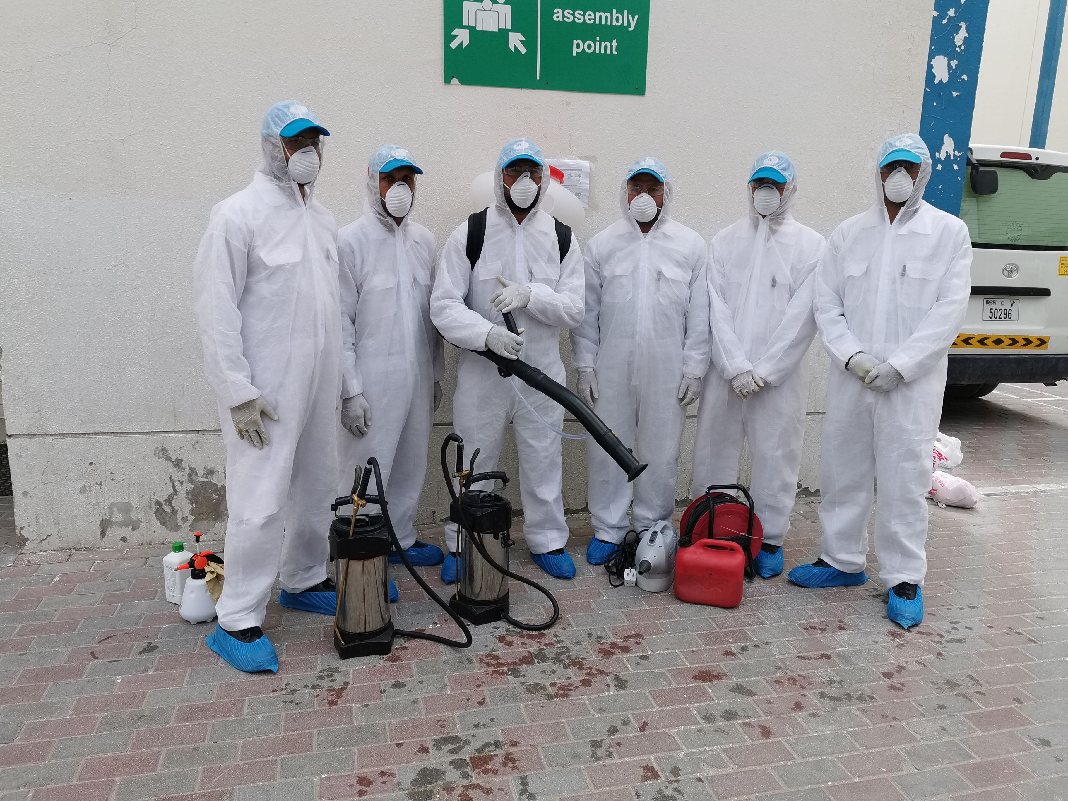 Al Mandhar Pest Control
