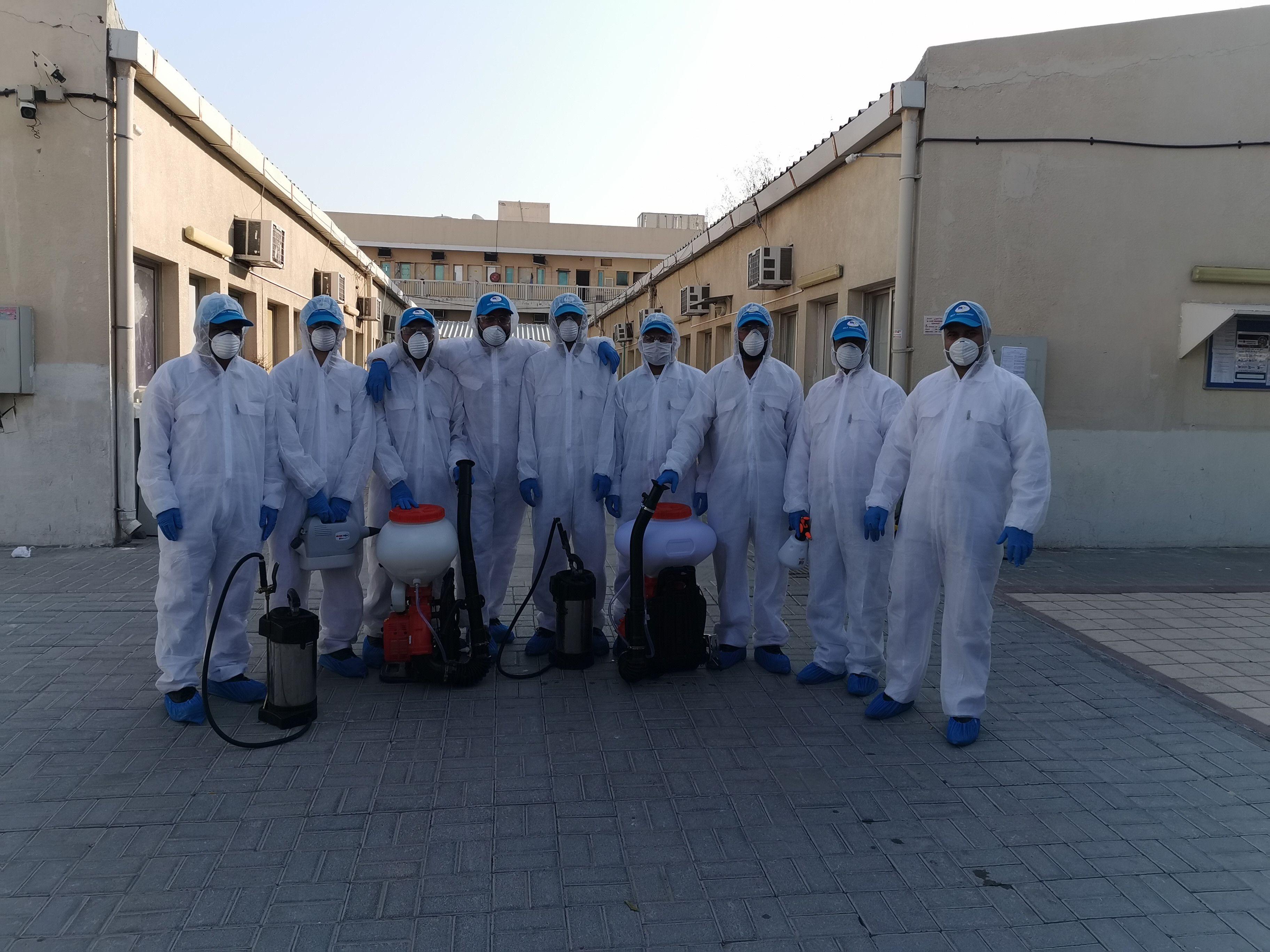 Al Mandhar Pest Control 1