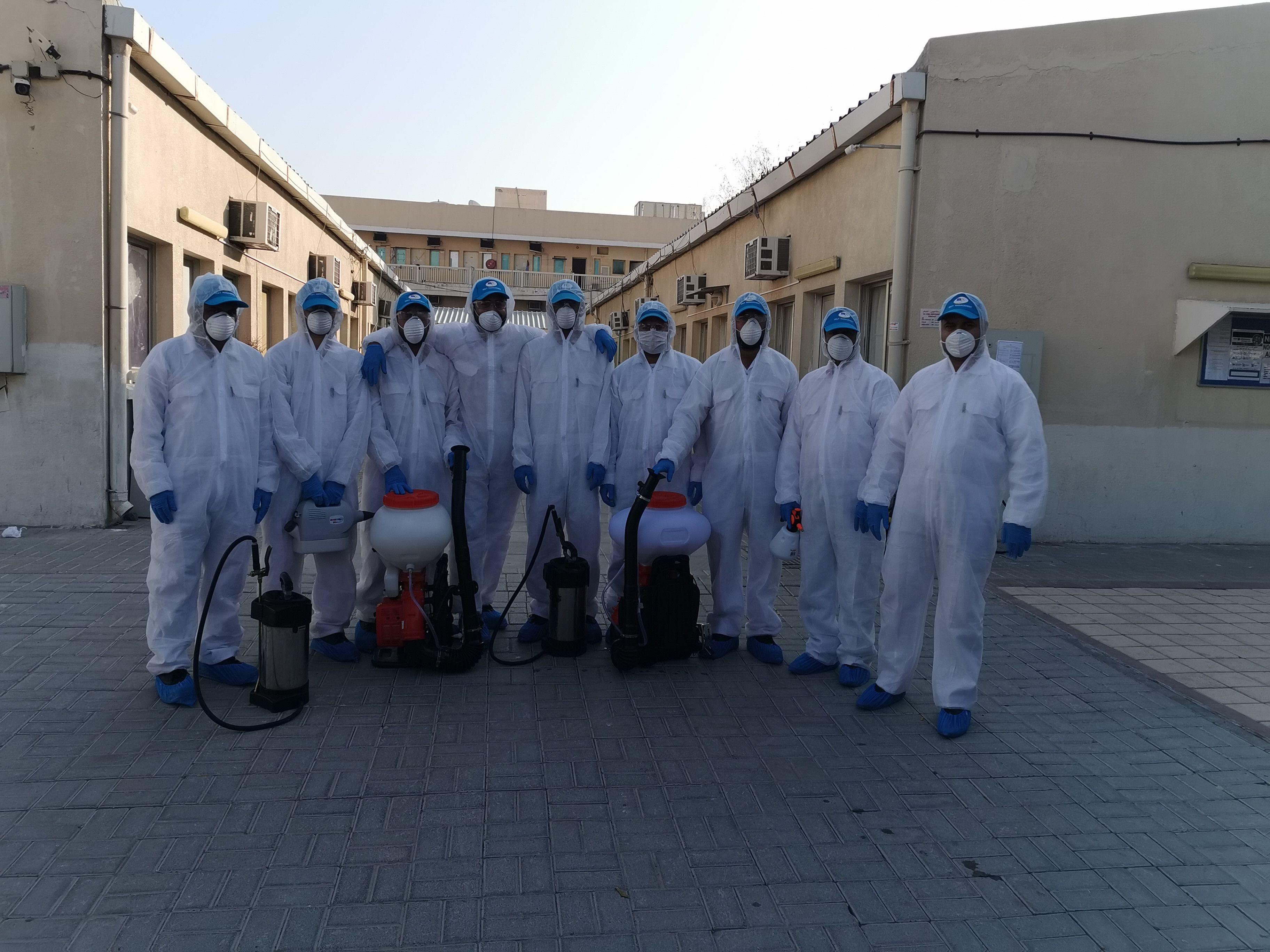 Al Mandhar Pest Control 2