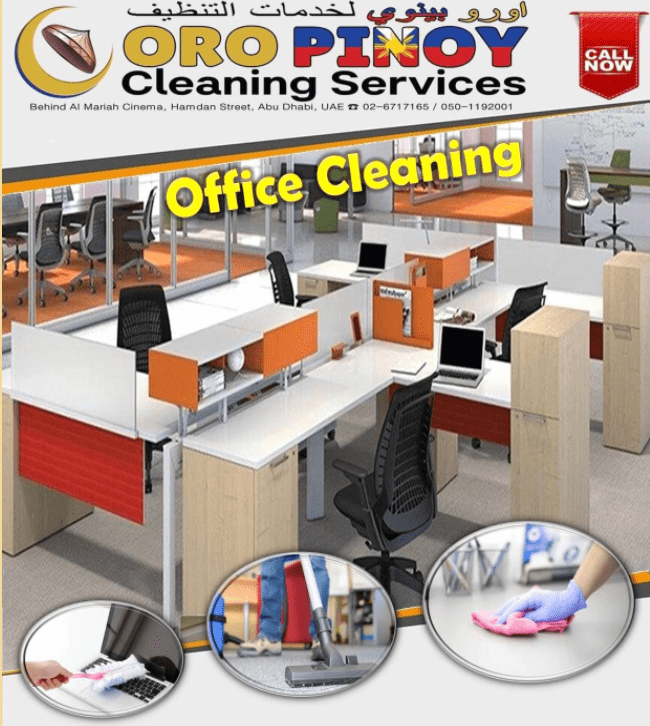 Oro Pinoy Cleaning Services 2