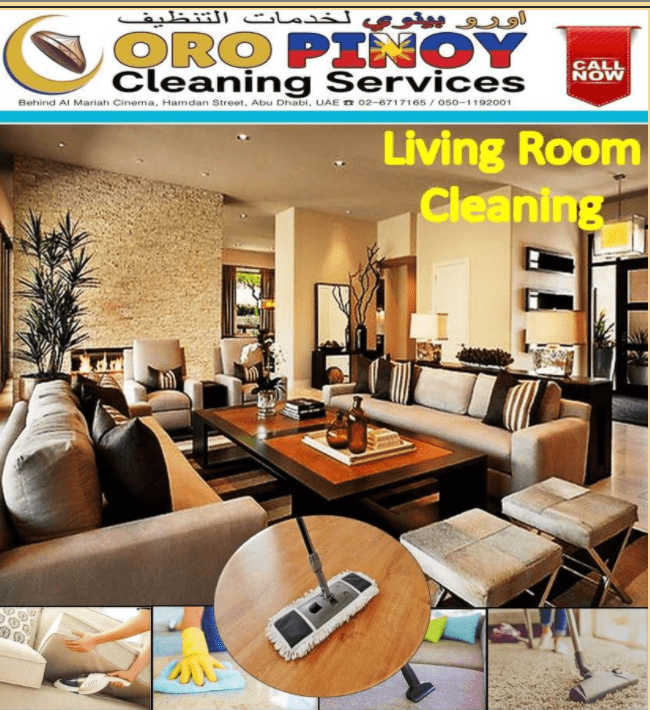 Oro Pinoy Cleaning Services 1