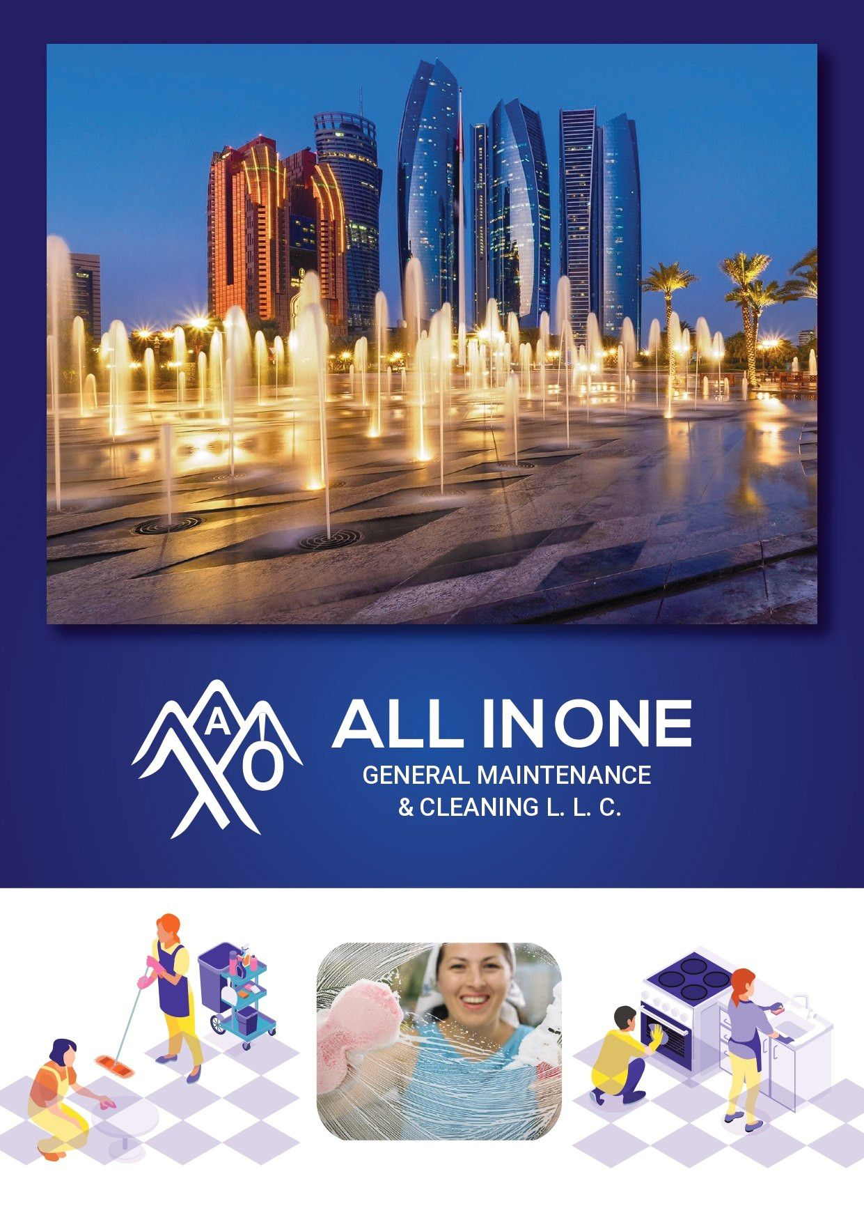 All In One General Maintenance And Cleaning LLC 1