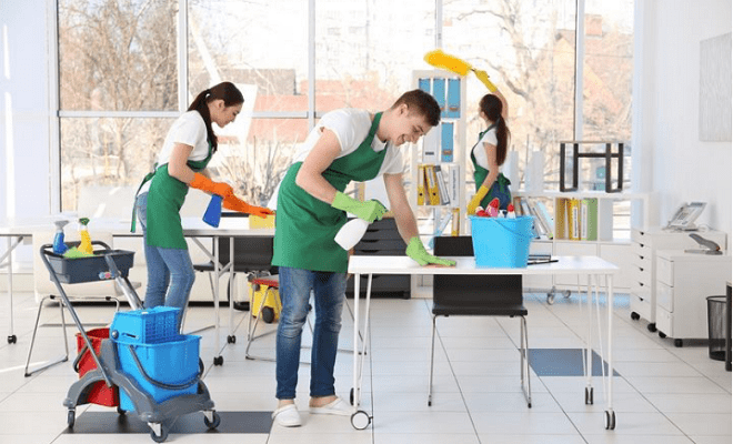 All In One General Maintenance And Cleaning LLC 4