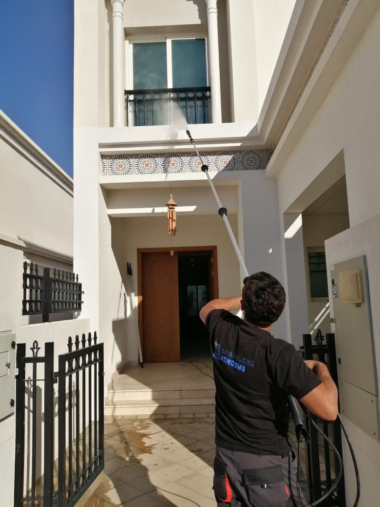 Sparklingwindows Cleaning Services LLC 0
