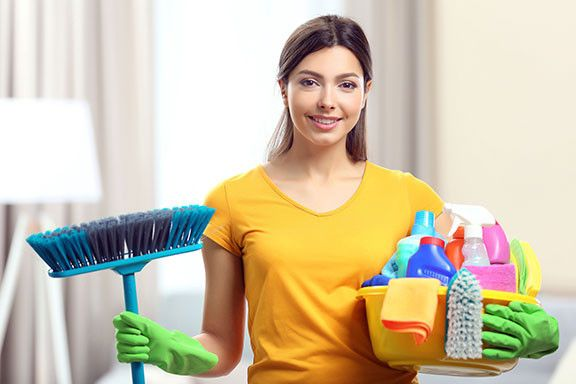 Handmaid General Maintenance And Cleaning