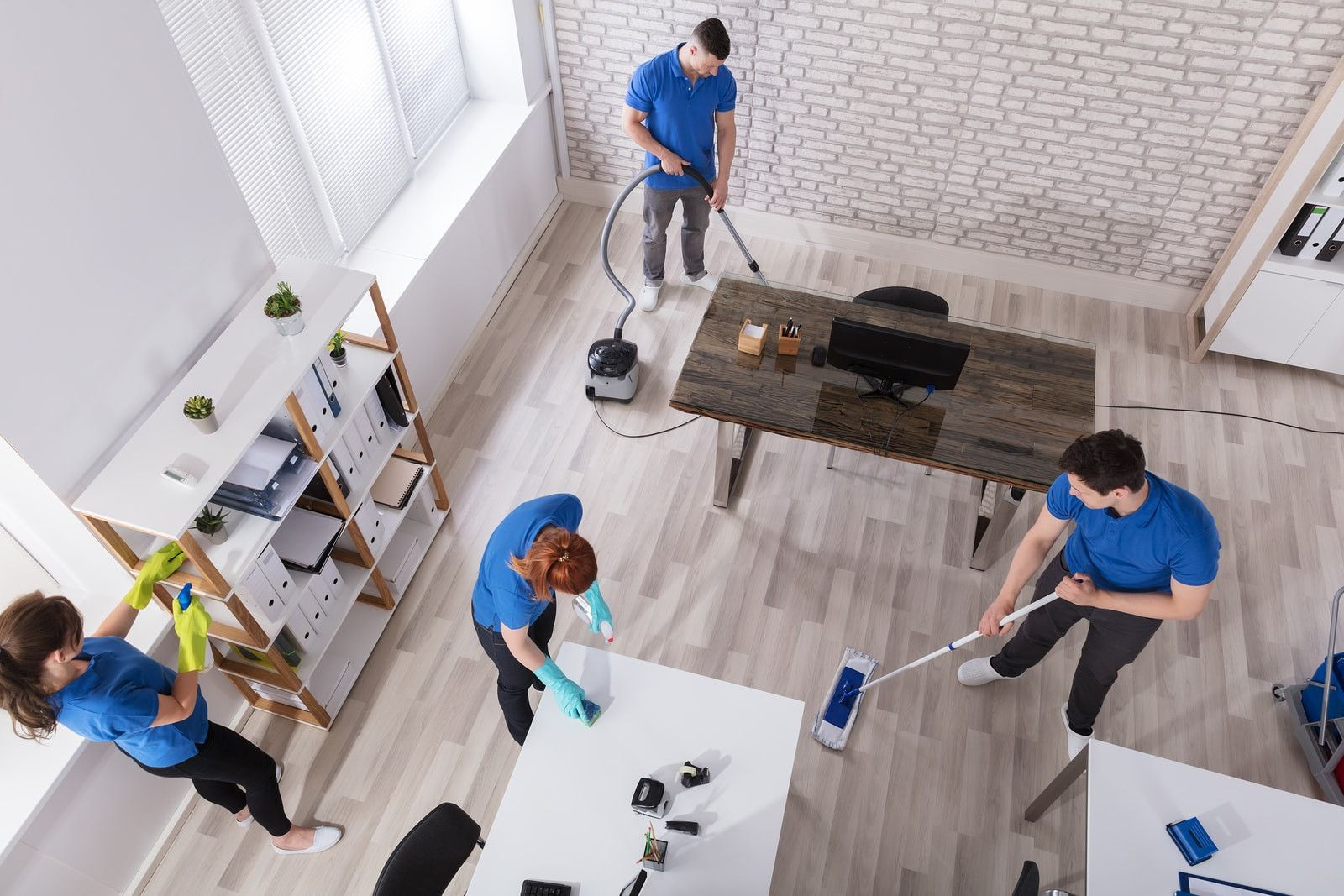 Quick Maid Cleaning Services 1