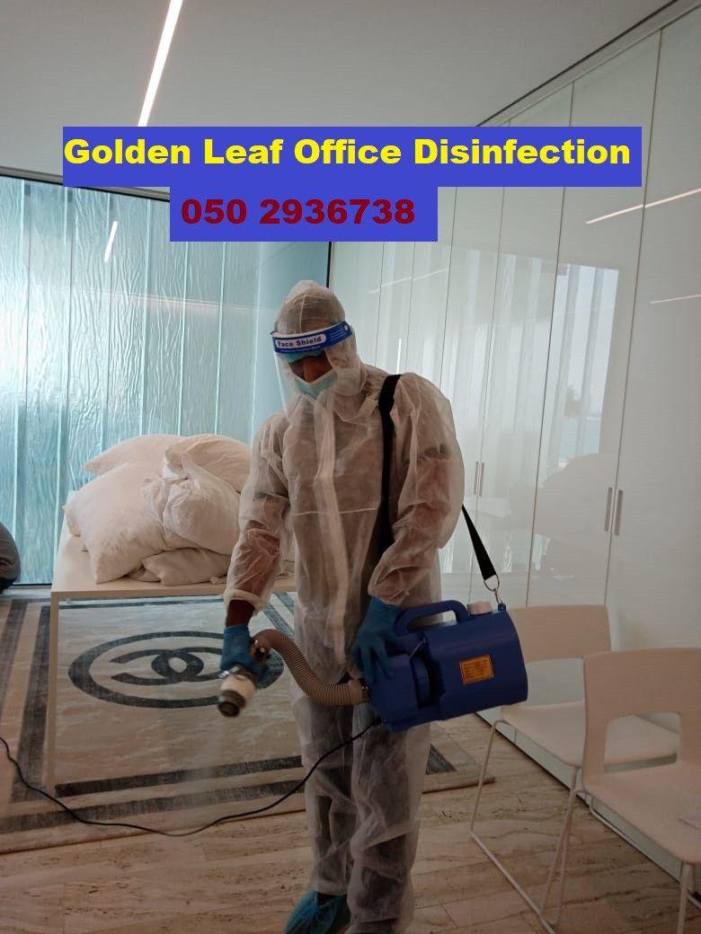 Golden Leaf Pest Control & Cleaning 4
