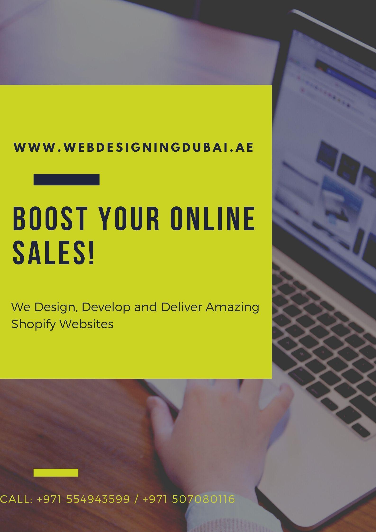 M A Q Computer LLC Services | Web Designing Dubai 4