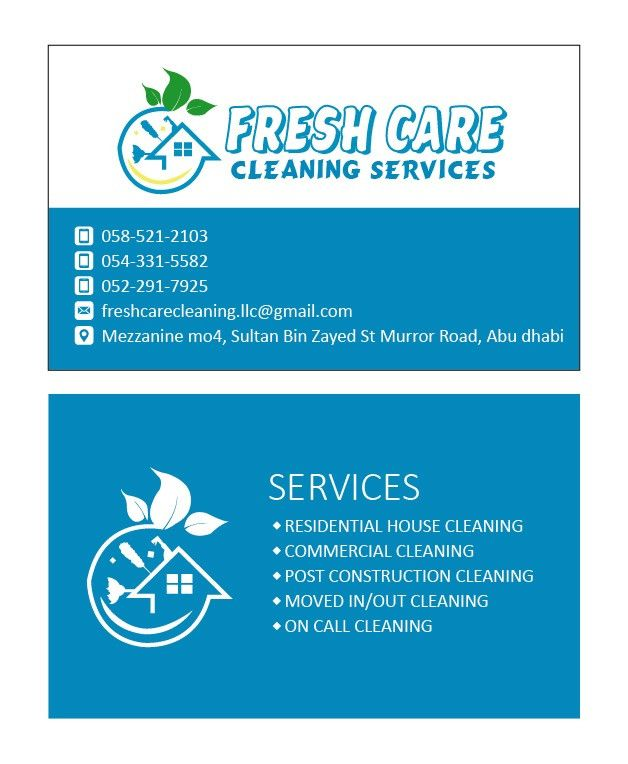 Fresh Care Cleaning Services 0