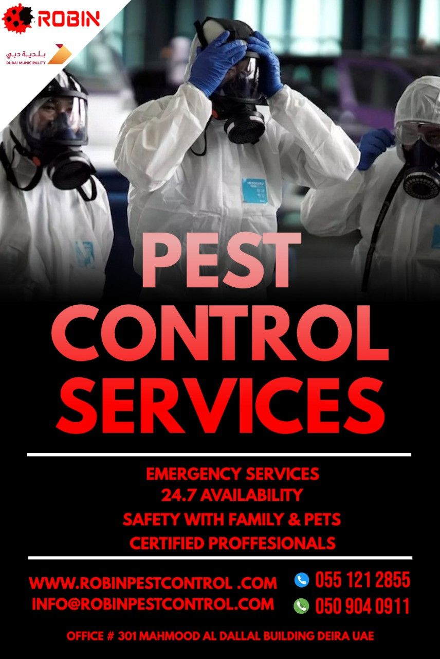 Robin Pest Control 21
