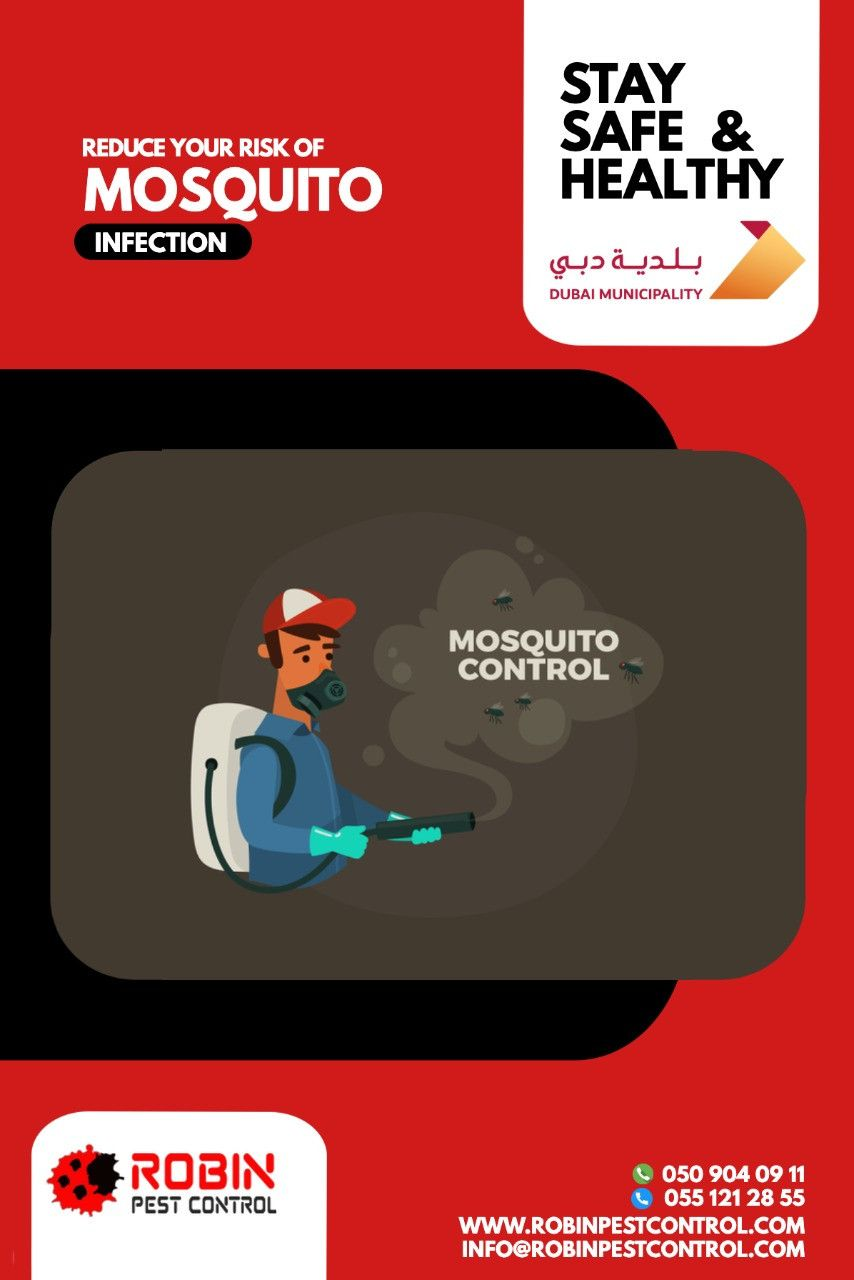 Robin Pest Control 31