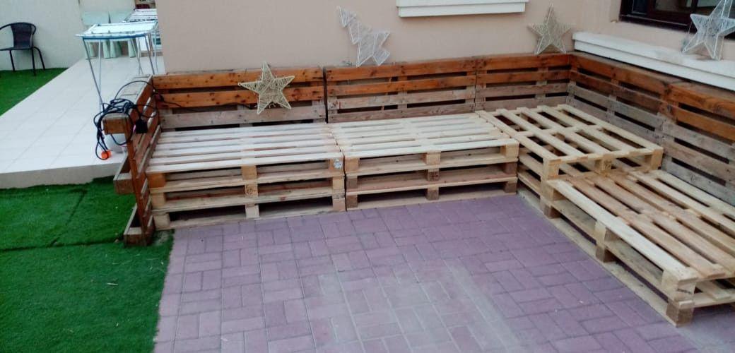 Wooden Pallets 0555450341 7