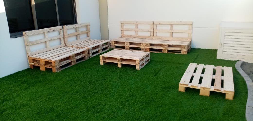 Wooden Pallets 0555450341 8