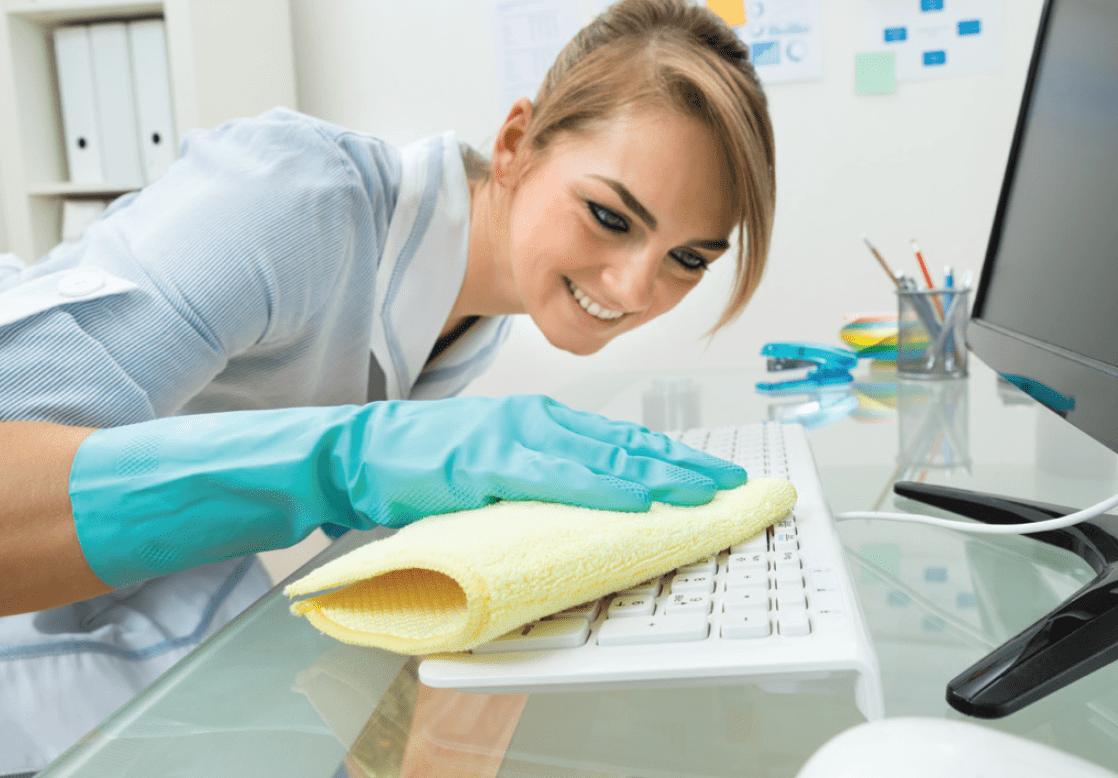 التنظيف التجاري