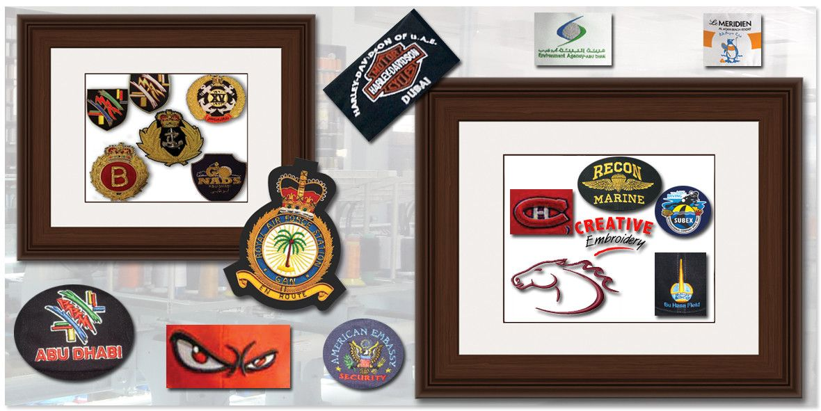 Professional Embroidery Work in Abu Dhabi