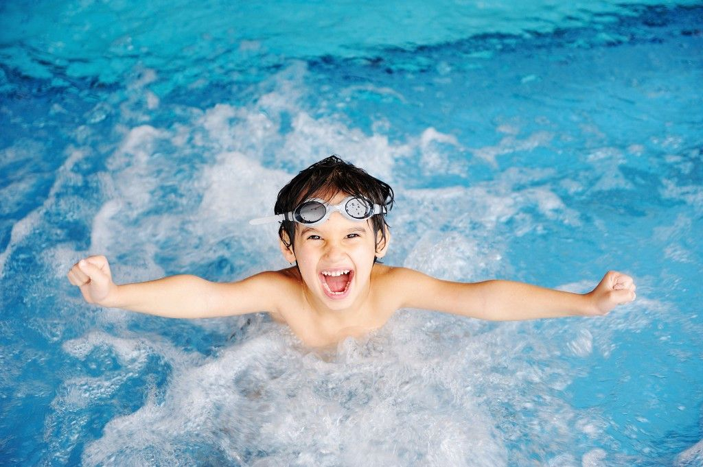 Swimming Classes for Kids in Abu Dhabi, Ajman and Dubai